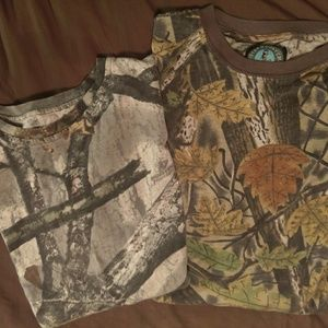 Other - Father/son camo hunting T-shirts